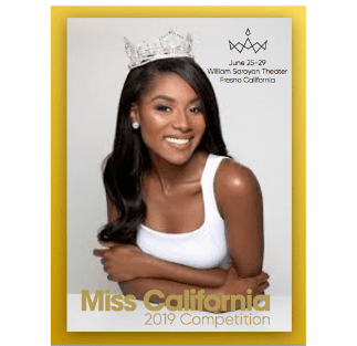 95th Annual Miss California Competition Magazine