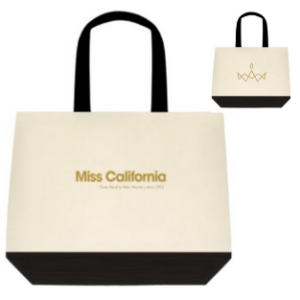 Miss California Tote