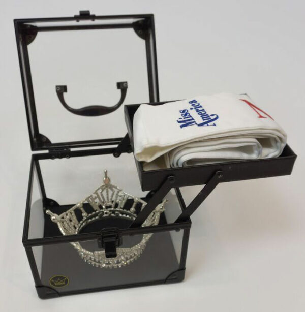 Miss & Teen Crown Box